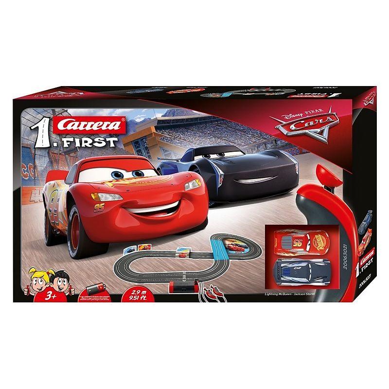 Carrera 20063021 First Disney Pixar Cars Carrerabahn Bau