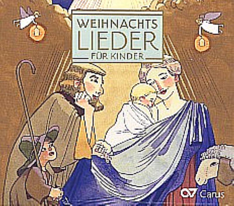 Weihnachtslieder für Kinder - CD - Diverse Weihnacht - Musique ...