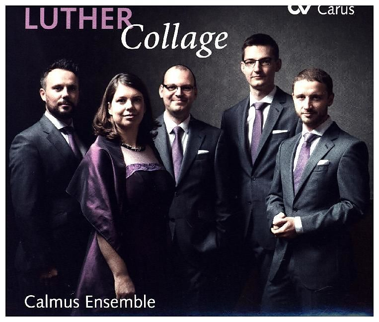 Luther Collage-Luthers Lieder