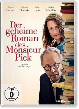 Der geheime Roman des Monsieur Pick DVD