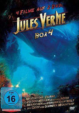 Jules Verne Box 4 DVD