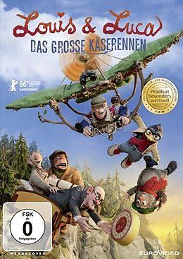 Louis & Luca - Das grosse Käserennen [Version allemande]