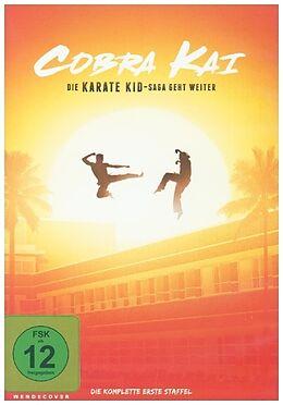 Cobra Kai - Staffel 01 DVD