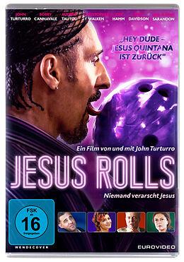 Jesus Rolls DVD