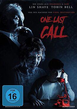 One Last Call DVD