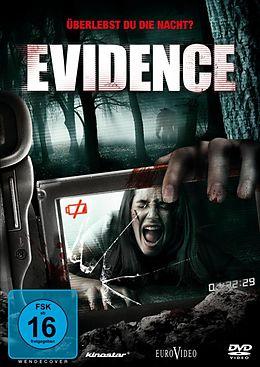 Evidence - Überlebst du die Nacht? DVD