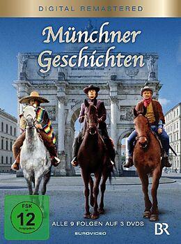 Münchner Geschichten DVD
