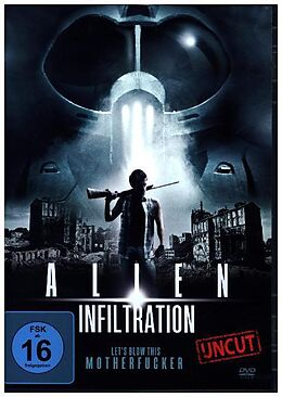 Alien Infiltration DVD