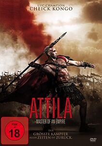 Attila - Master of an Empire DVD