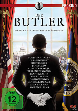 Der Butler [Version allemande]