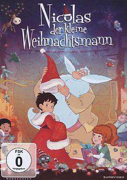 Nicolas, der kleine Weihnachtsmann DVD