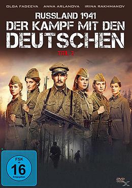Russland 1941 - Der Kampf mit den Deutschen DVD