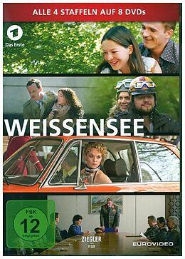 Weissensee Staffel 1- 4 [Version allemande]
