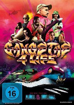 Gangstas 4 Life DVD