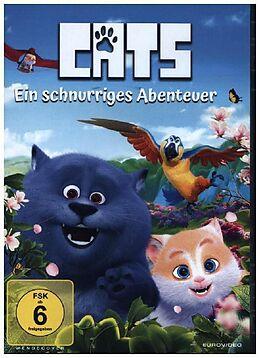 Cats - Ein schnurriges Abenteuer DVD