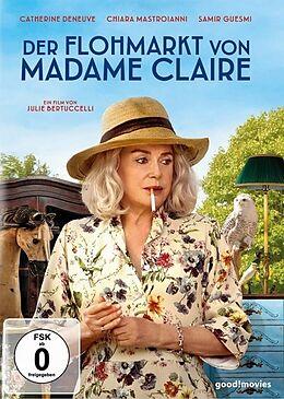 Der Flohmarkt von Madame Claire DVD