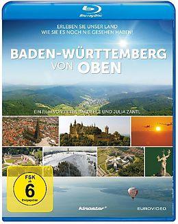 Baden-Württemberg von oben Blu-ray