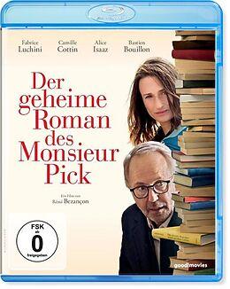 Der geheime Roman des Monsieur Pick - BR Blu-ray