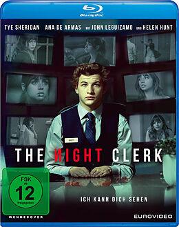 The Night Clerk - BR Blu-ray