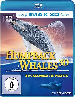 Humpback Whales - Buckelwale im Pazifik Blu-ray 3D