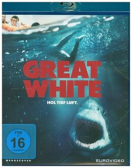 Great White Blu-ray