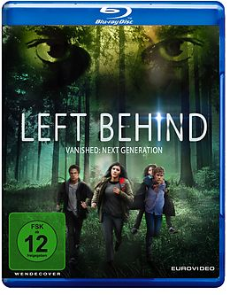 Left Behind Blu-ray
