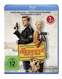 Die Eberhofer Triple-Box - BR Blu-ray