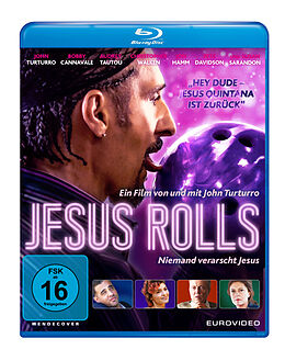 Jesus Rolls - Niemand verarscht Jesus - BR Blu-ray