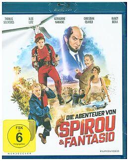 Die Abenteuer von Spirou & Fantasio Blu-ray