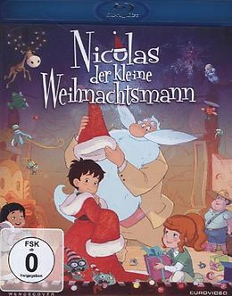 Nicolas, der kleine Weihnachtsmann Blu-ray