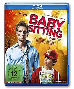 Project: Babysitting Blu-ray