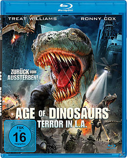 Age of Dinosaurs - Terror in L.A. Blu-ray