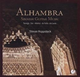 Alhambra - Spanische Gitarrenm