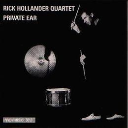 Rick Hollander Quartet CD Private Ear