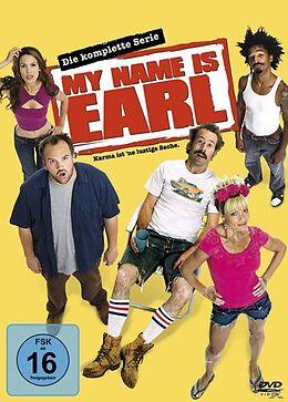 My name is Earl DVD