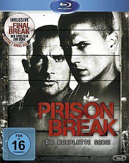 Prison Break - Staffel 1-4 Blu-ray