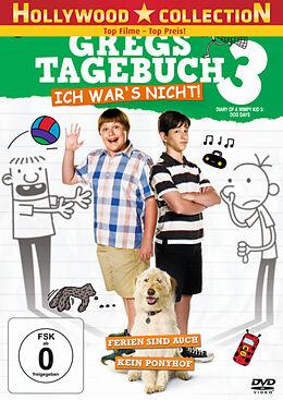 Gregs Tagebuch - Ich wars nicht! [Versione tedesca]