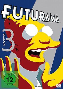 Futurama - Season 3 / 2. Auflage [Versione tedesca]