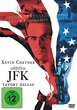 JFK - John F. Kennedy - Tatort Dallas DVD