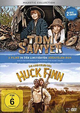 Tom Sawyer & Die Abenteuer des Huck Finn [Version allemande]