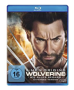 X-men : Origins - Wolverine Blu-ray