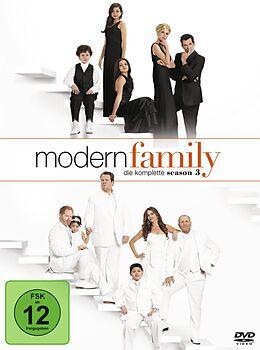 Modern Family - Season 03 DVD