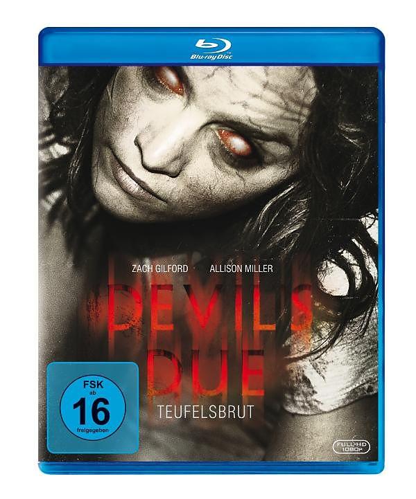Devils Due - Teufelsbrut [Version allemande]