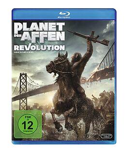 Planet Der Affen - Revolution Blu-ray