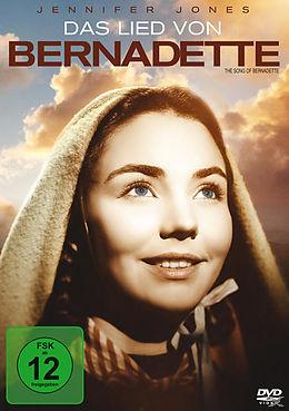 Das Lied von Bernadette DVD