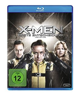 X-men : Erste Entscheidung Blu-ray
