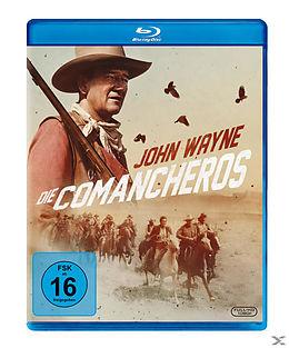 Die Comancheros Blu-ray