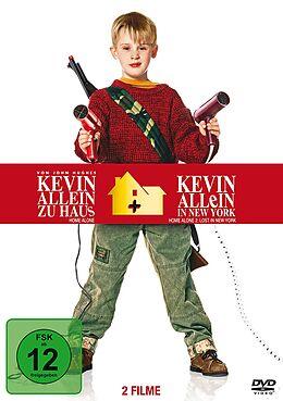 Kevin - Allein zu Haus & Kevin - Allein in New York DVD