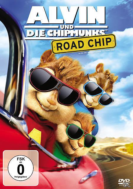 Alvin Und Die Chipmunks 4 Road Chip Dvd Online Kaufen Ex Libris