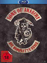 Sons of Anarchy - Die komplette Serie / Staffel 1-7 [Version allemande]